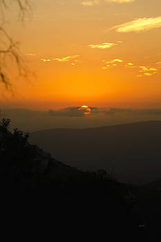 Sunset Jamul by James Blackwell JR