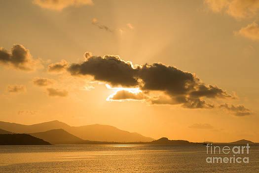 Sunset by Jantima  Cha