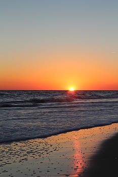 Sunset  by Joanne Askew
