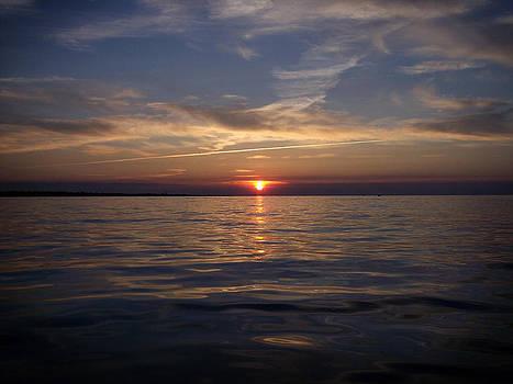 Sunset by Jonathan Westfall
