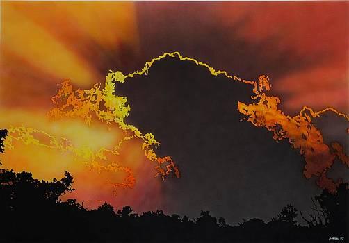 Sunset by Konstantinos-Pimba Botas