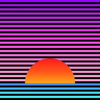 Sunset by Lyle Hatch