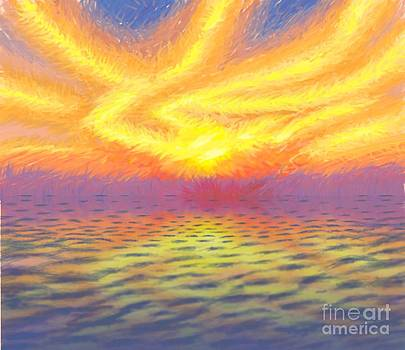 Sunset by Mark Teeter