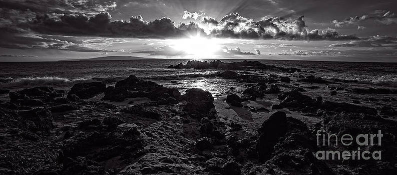 Edward Fielding - Sunset Maui Hawaii