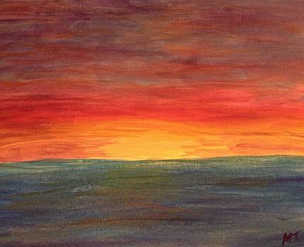 Sunset by Michelle Treanor