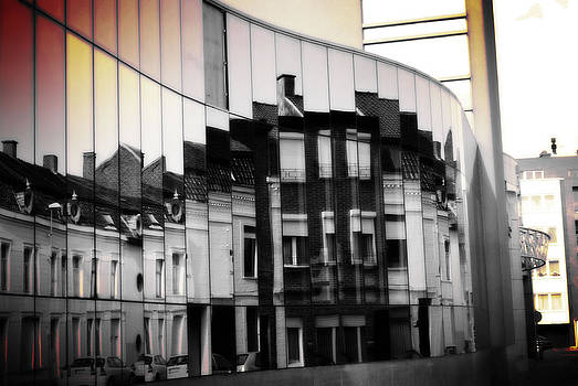 Sunset Mirrors by Fabian Cardon