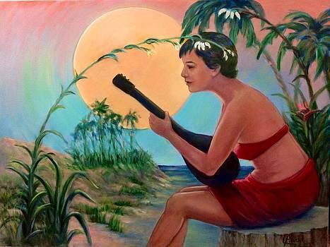 Sunset music by Laila Awad Jamaleldin
