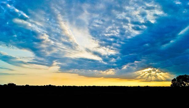 Sunset by Norchel Maye Camacho