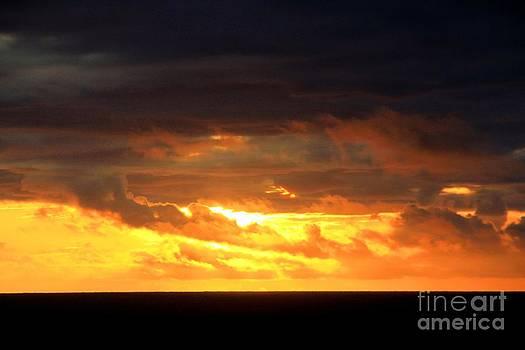 Roland Stanke - sunset ocean
