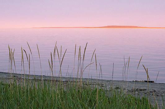 Arkady Kunysz - Sunset on Mingan Islands