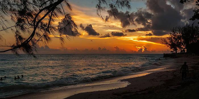 Garvin Hunter - Sunset on Paradise