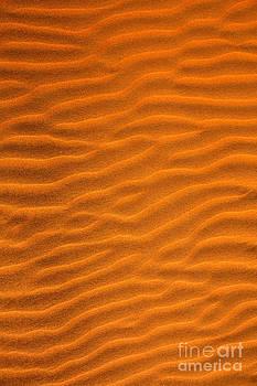 Fototrav Print - Sunset on sand dunes
