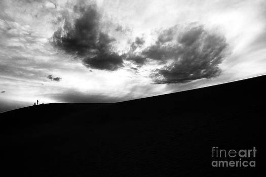 Andrew Brooks - Sunset on the Dunes