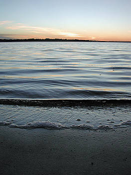 Sunset on the Water 2 by Bob Richter