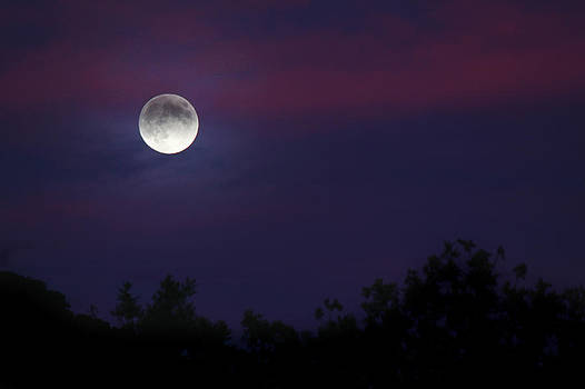 Sunset Over Moonrise by Melanie Lankford Photography