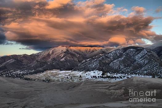 Adam Jewell - Sunset Over The Dunes