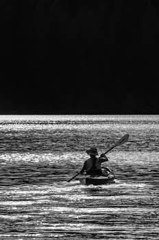 Sunset Paddle by Sherri Meyer