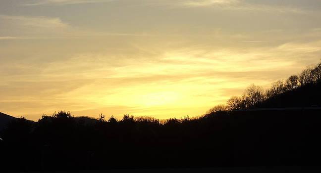 Sunset by Paula Tohline Calhoun