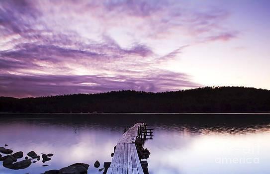 Tim Hester - Sunset Pier