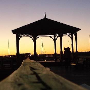 #sunset #pordosul #summer  #verao #pier by Eduardo Lemos