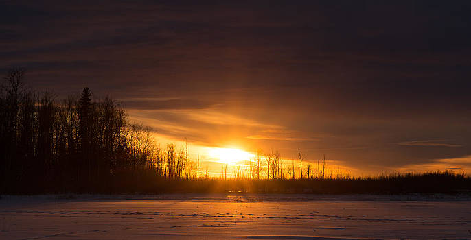 Sunset Rays by Emily Henriques