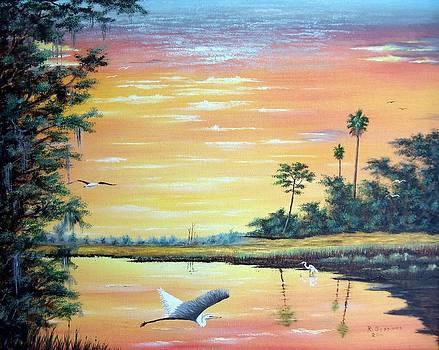 Sunset Refuge by Riley Geddings