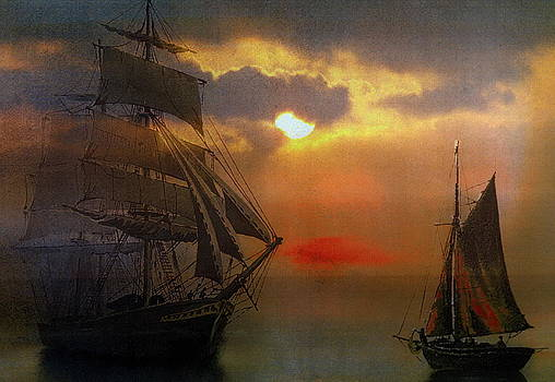 Val Byrne - Sunset Return
