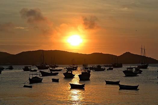 Sunset by Sabrina Vera