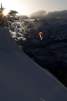 Sunset Sender by Kevin Westenbarger