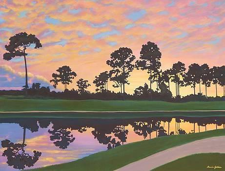 Sunset    Seventeen by Bonnie Golden