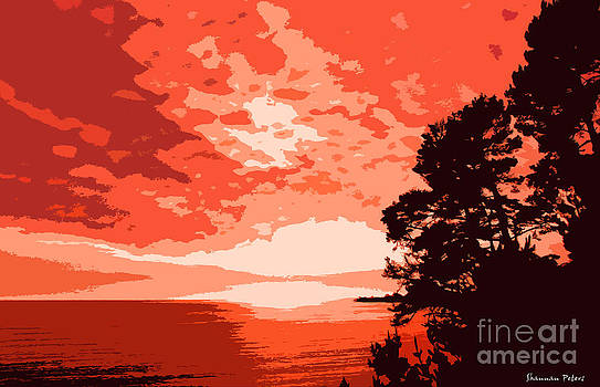 Sunset by Shannan Peters