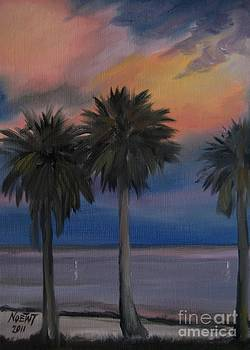 Jindra Noewi - Sunset Shore