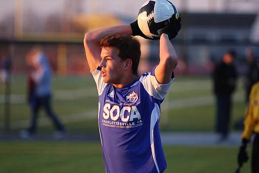 Anne Barkley - Sunset Soccer