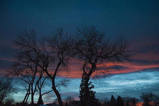 Sunset by Stephanie Thomson