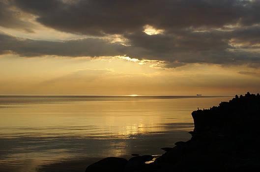 Gynt   - Sunset / Sun rays