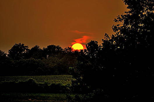 Sunset by SW Johnson