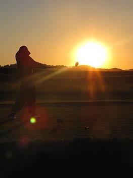 Shane Brumfield - Sunset Swing