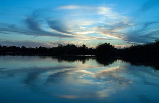 Tam Ryan - Sunset Swirls