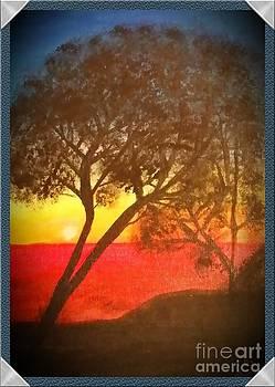Sunset by Thomasina Marks