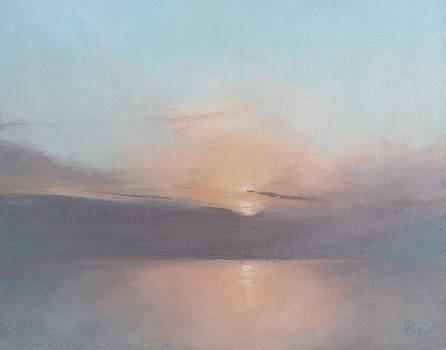 Sunset by Thorgrimur Andri Einarsson