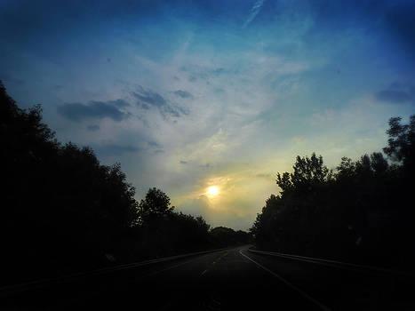 Sunset Way by Jonathan Westfall
