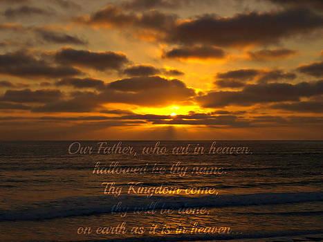 Sharon Tate Soberon - Sunset with Prayer