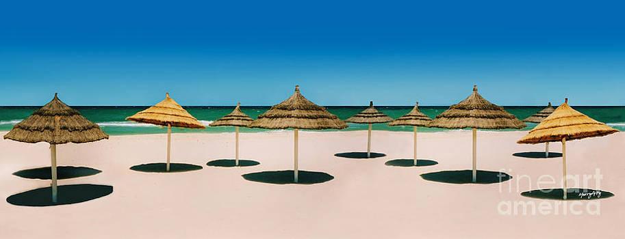 Sunshade Island by Russ Murry