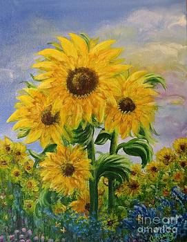 Sunshine by Christine Cullen-Reed