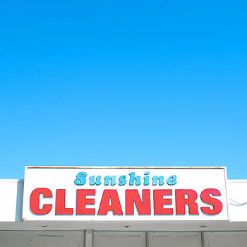 Sunshine Cleaners by Keith May