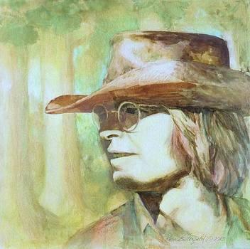Sunshine on his shoulders by Kean Butterfield