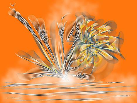 Sunshine by Saina Art