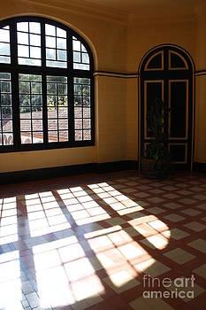 Sunshine Window by Dennis Curry