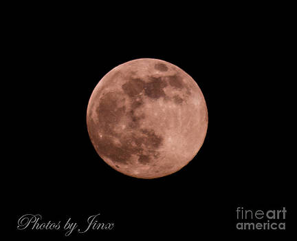 Super Moon  by Jinx Farmer