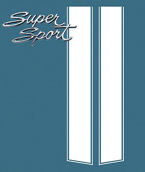 Super Sport Blue by Gabe Arroyo